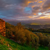 The Hills Are Alive With Color - Val d'Orcia Region, Tuscany, Italy