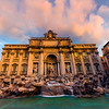 The Trevi Fountain Of Magic - Rome, Italy