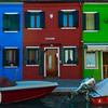 Three Of Pairs - Burano, Venice, Italy