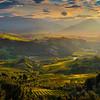 The Fairytale Of Tuscany - Val d'Orcia Region, Tuscany, Italy