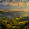 The Fairytale Of Tuscany - Val d'Orcia Region, Tuscany, Italy
