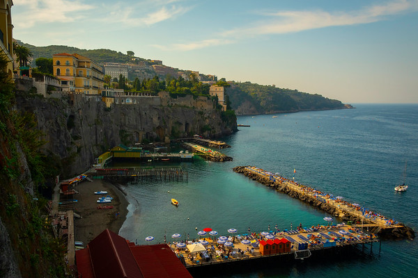 Lazy Summer Days In Sorrento Sorrento, Italy