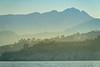 Morning Mist In The Valleys Along The Sorrento Coast Sorrento, Italy