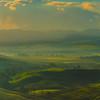Misty Springs Of Tuscany - Val d'Orcia Region, Tuscany, Italy