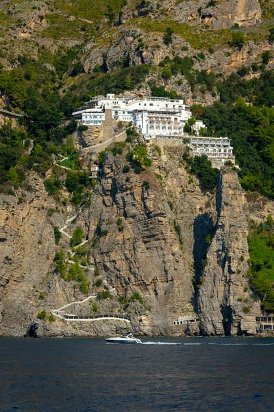 Amalfi Coastline_2 - Amalfi Coast, Campania, Bay Of Naples, Italy