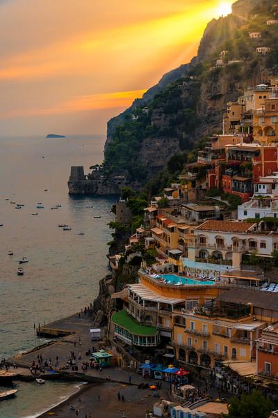 Positano_Amalfi Coast_13 -  Positano, Amalfi Coast, Bay Of Naples, Italy