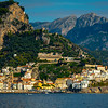 Amalfi Coastline_7 - Amalfi Coast, Campania, Bay Of Naples, Italy