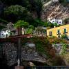 A Little Faith Found In The Mountains - Atrani, Amalfi Coast, Campania, Bay Of Naples, Italy