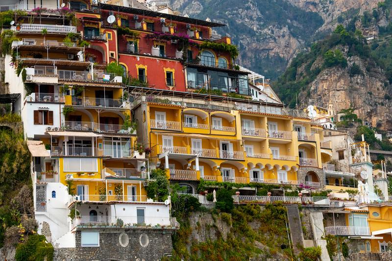 Positano_Amalfi Coast_6 -  Positano, Amalfi Coast, Bay Of Naples, Italy