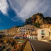 All Roads Lead To Atrani - Atrani, Amalfi Coast, Campania, Bay Of Naples, Italy