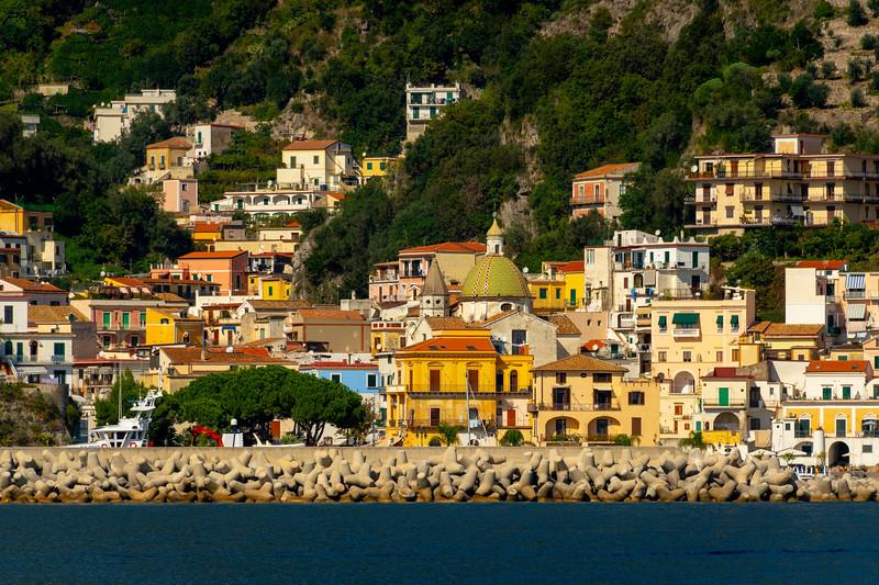 Amalfi Coastline_28 - Amalfi Coast, Campania, Bay Of Naples, Italy