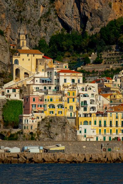 Amalfi Coastline_8 - Amalfi Coast, Campania, Bay Of Naples, Italy