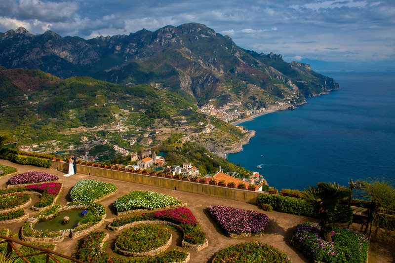 A View With It All - Ravello, Amalfi Coast, Campania, Italy