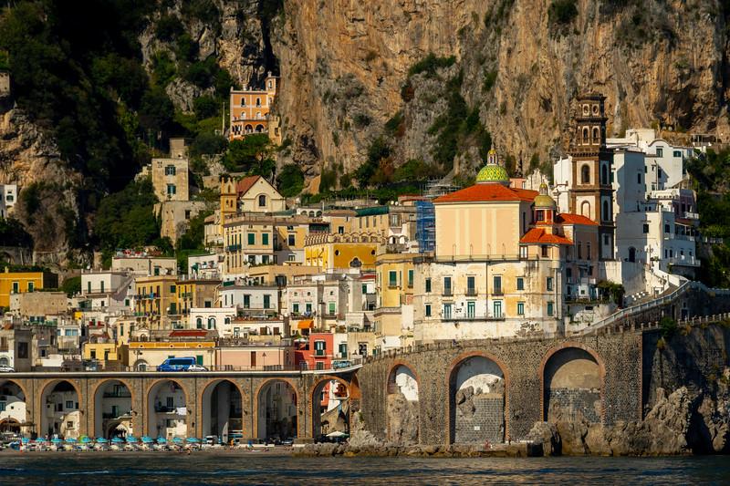 Amalfi Coastline_22 - Amalfi Coast, Campania, Bay Of Naples, Italy