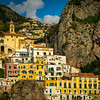 Amalfi Coastline_12 - Amalfi Coast, Campania, Bay Of Naples, Italy