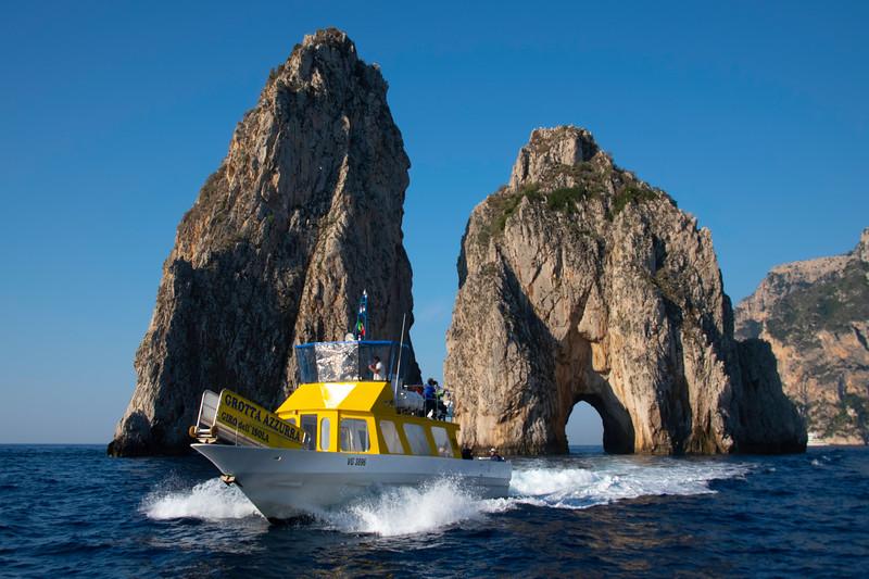 Capri_10 Bay Of Naples, Capri Island, Italy
