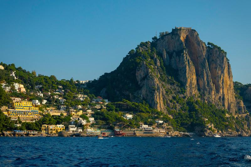 Capri_13 Bay Of Naples, Capri Island, Italy