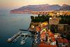 Marina Grande At Sunset Sorrento, Italy