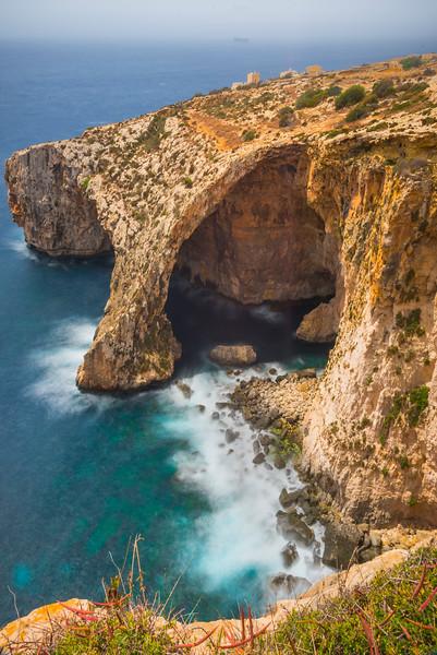 Malta_Blue Grotto_2