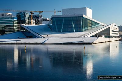 Opera House on Ice