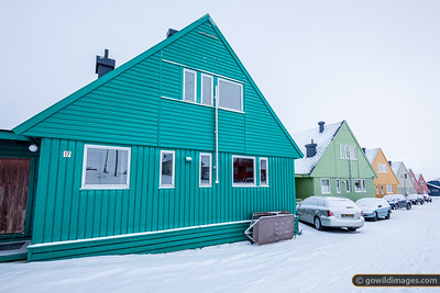 Pointed Houses