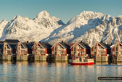 Vesterøya Cabins