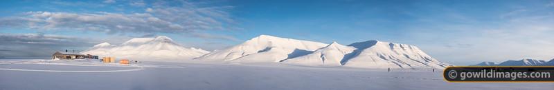 Winter Runway