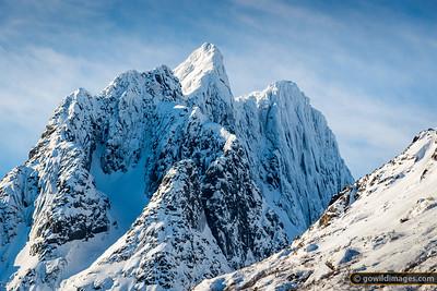 Gardstinden Peak