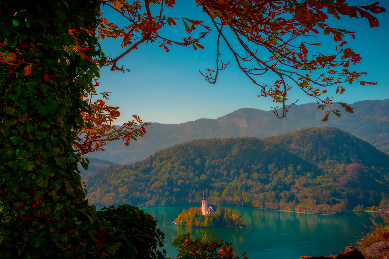 Owner - Lake Bled, Bled, Slovenia