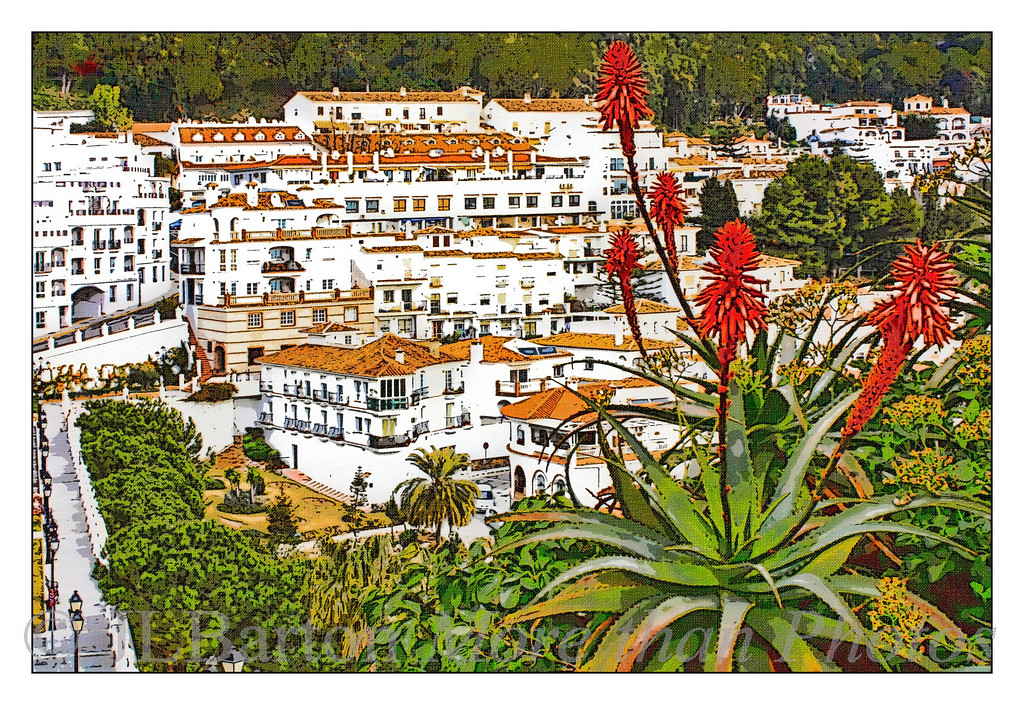White Village