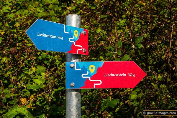 The Liechtenstein Trail