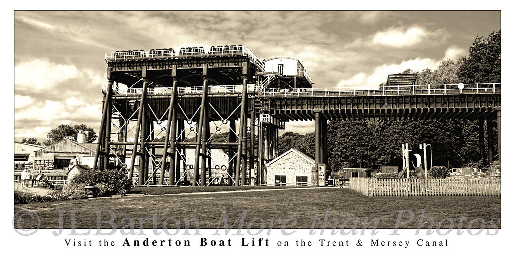 We rode the Anderton Lift