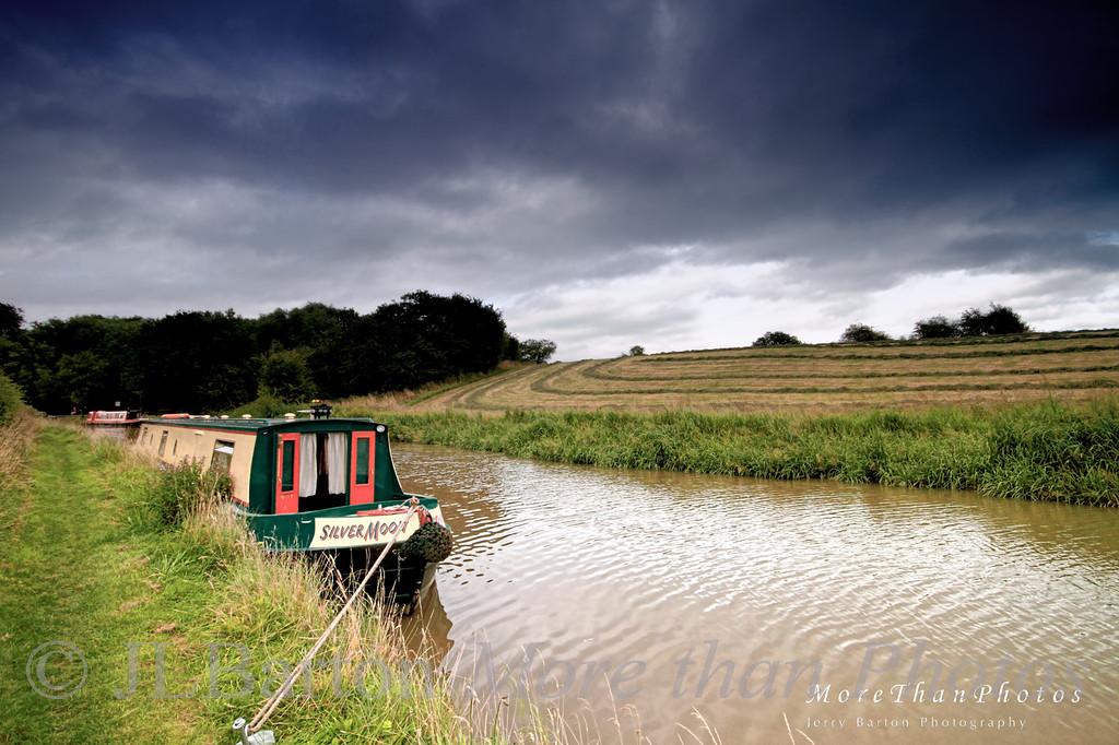 Near Bramble Cutting, in rural Cheshire