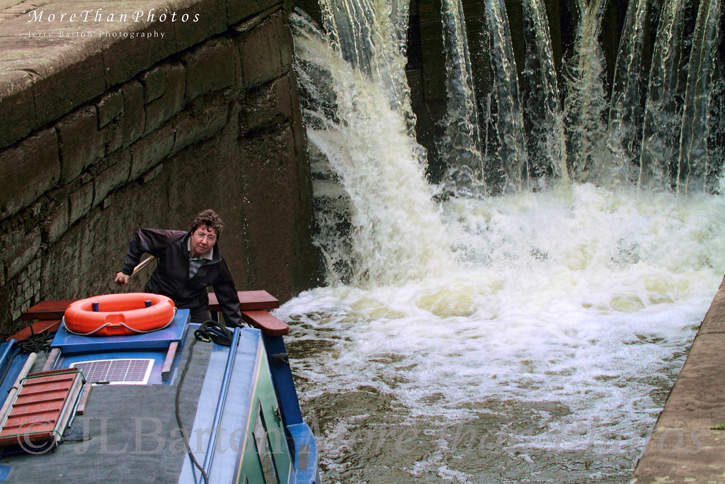 Working the Locks in Manchester