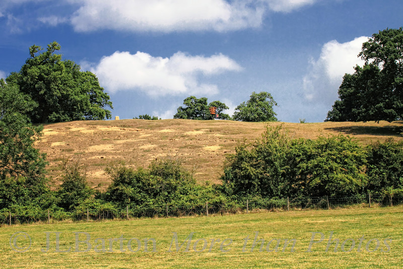 Cracks Hill - an ice age moraine used now for celebrations - and perhaps the site of a future stone henge