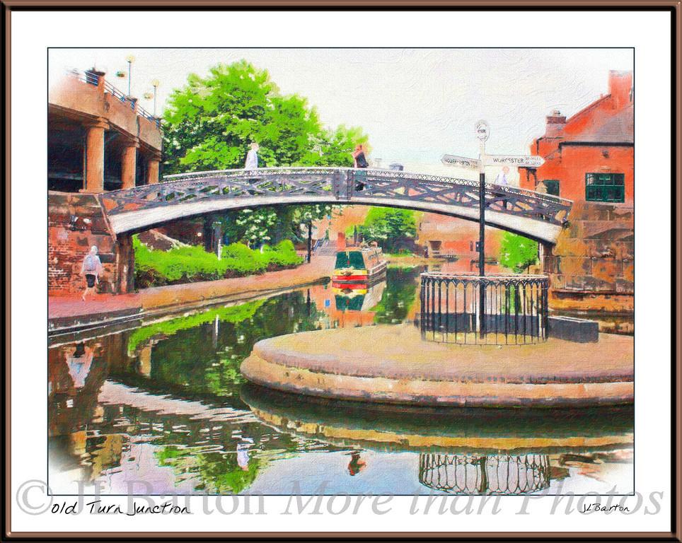Old Turn Junction Birmingham, UK