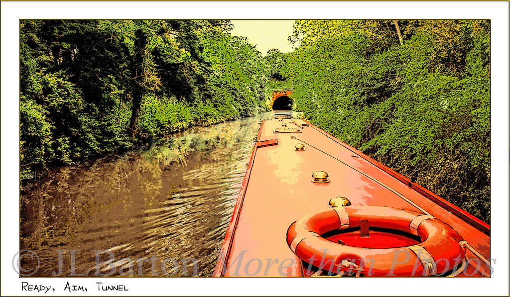 Ready, Aim, Tunnel