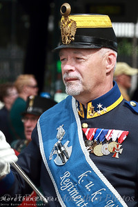 Vienna's military band leader