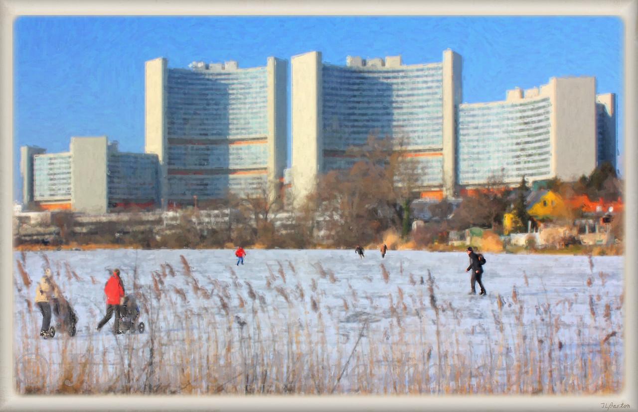 Kaiserwasser Skating Vienna International Centre