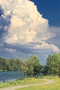 Summer Storm Arising