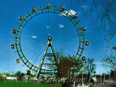 The Riesenrad in 1968