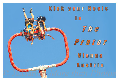 A Prater Postcard Turbo Booster, up to 100kmh