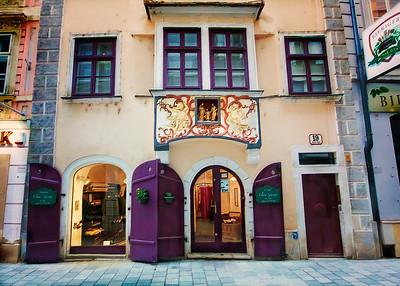 Naglergasse 19, Vienna