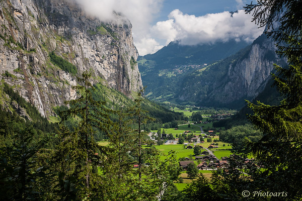 """Lauterbrunnen, Switzerland"""