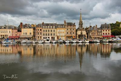 Honfleur, Normandy - France
