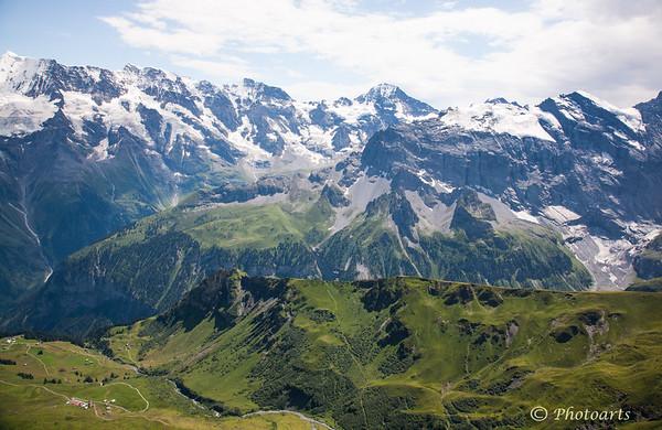 Alps Panoramic