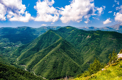 Appenine Mountains, Italy