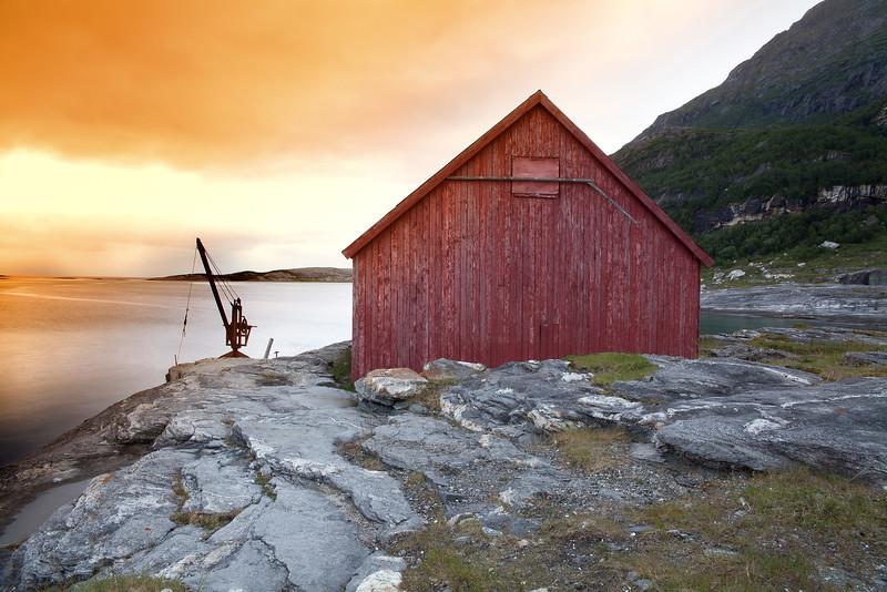 Norway -- Midnight sun