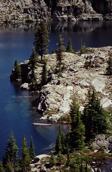 Russian Lake, Russian Wilderness, California