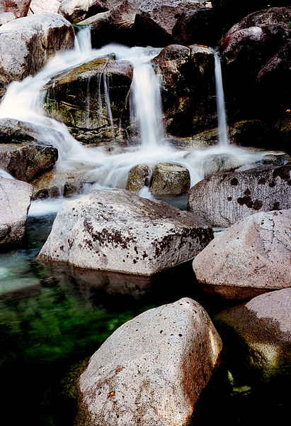 Canyon Creek, Trinity Alps Wilderness, CA